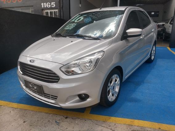 Ford Ka Sedan 1.5 Completo 2016 Muito Novo