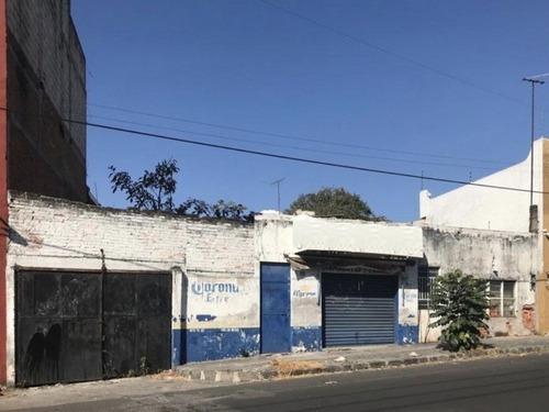 Terreno Comercial En Palmira Tinguindin / Cuernavaca - Est-1701-tco