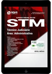 Apostila Stm - Tècnico Judiciário , Atualizada.