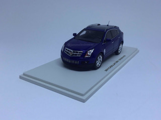 Miniatura Cadillac Srx Crossover Luxury Collectibles 1/43
