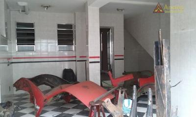 Parte Térrea De Um Sobrado Rua Salete - Santana - So1782