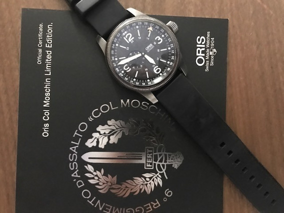 Oris 46mm Automatico Swiss Hunter Edicion Limitada