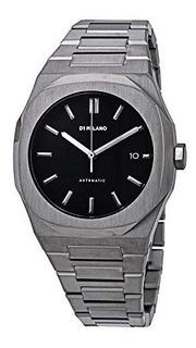 D1 Milano P701 Atbj02 Reloj Automatico Para Hombre Esfera Ne