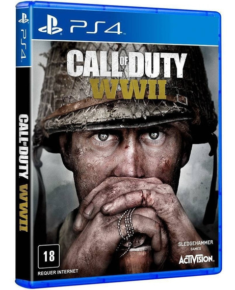 Call Of Duty Wwii (midia Fisica) - Ps4