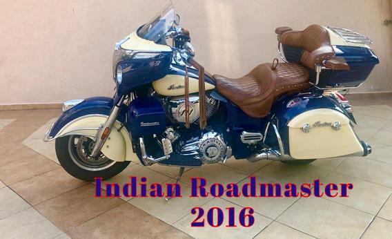 Indian Roadmaster 2016