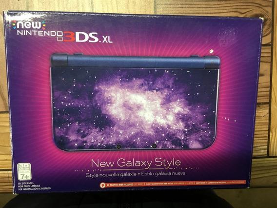 Nintendo 3ds Xl New Galaxy Style