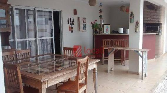 Casa Residencial À Venda, Condomínio Figueira I, São José Do Rio Preto. - Ca1234