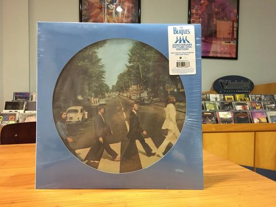 The Beatles - Abbey Road (lp Picture 2019)