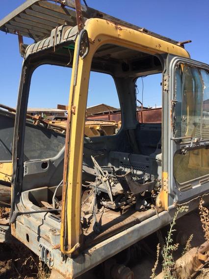 Excavadora Volvo Ec 210 Año 2010 Desarme