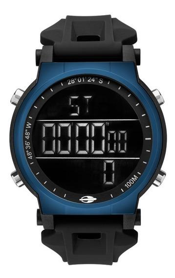 Relógio Mormaii Masculino Nautique Preto Mo3577b/8p