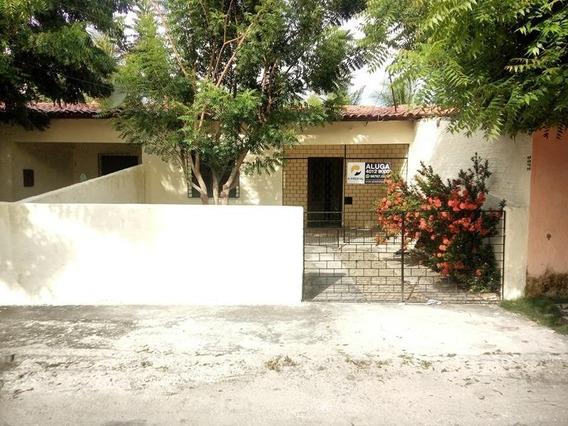 Aluguel Casa Com 2 Quartos, Garagem - Bairro Lagoa Redonda