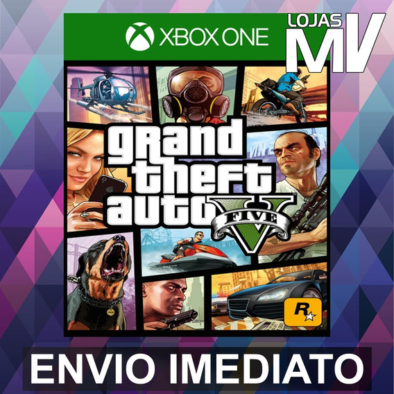 Gta V Grand Theft Auto V Xbox Codigo 25 Digitos