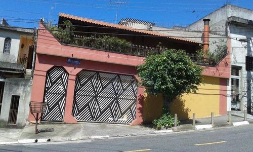 Sobrado Residencial À Venda, Itaquera, São Paulo. - So12075