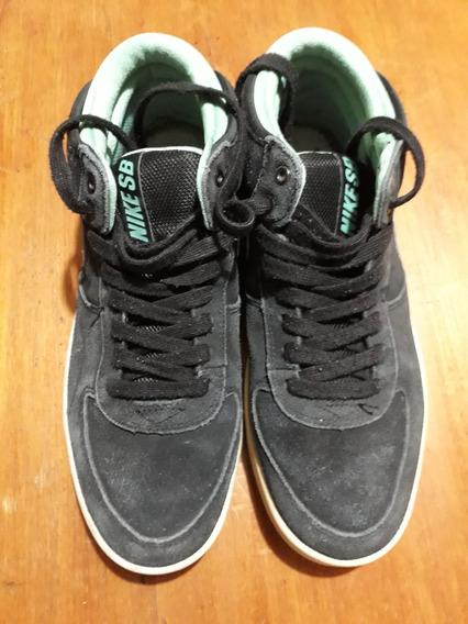 Zapatillas Mujer Botas Nike Sd Urbanas