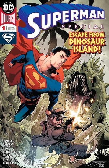 Superman Special #1 (2018) Dc Comics
