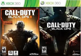 Call Of Duty Combo Bo1+bo2 - Xbox360 - Mídia Digital