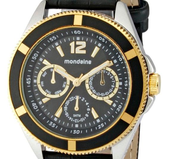 Relógio Masculino Casual Mondaine 76200gpmgbr2 Analógico