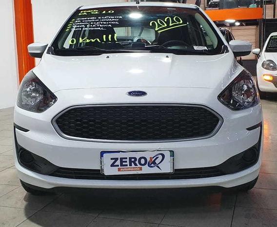 Ford Ka Se 1.0 Okm -pronta Entrega Emplacado Com Ipva P