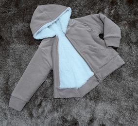 Casaco/jaqueta Forrada Infantil Menino Menina