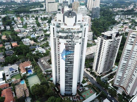Apartamento Com 2 Dormitórios À Venda, 108 M² Por R$ 851.000 - Empresarial 18 Do Forte - Barueri/sp - Ap0001