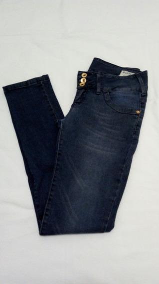 Calça Jeans M.officer Tamanho 36 Skinny Bom Estado