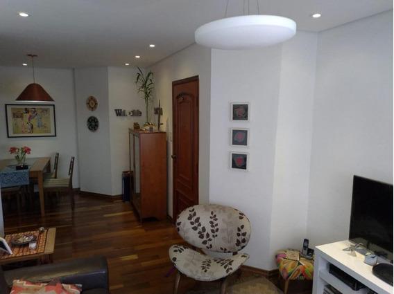 Apartamento Em Vila Mascote, São Paulo/sp De 76m² 2 Quartos À Venda Por R$ 550.000,00 - Ap219024