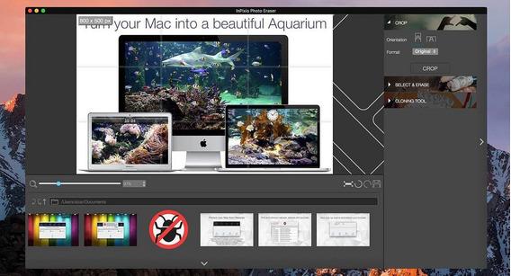 Inpixio Photo Eraser Mac V1.1 Macosx