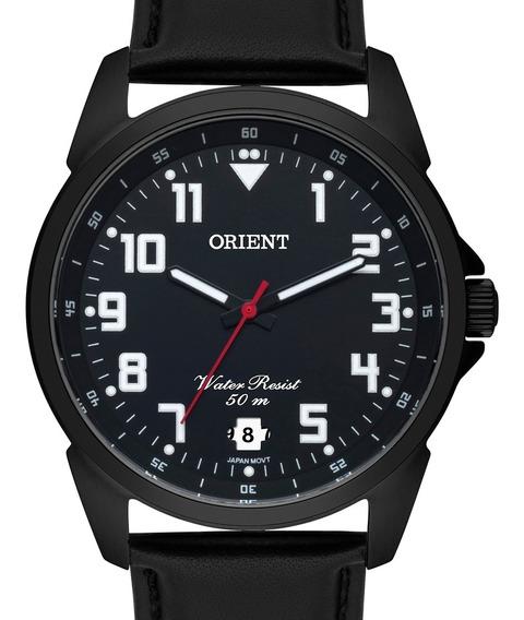 Relógio Orient Masculino Couro Mpsc1009 P2px