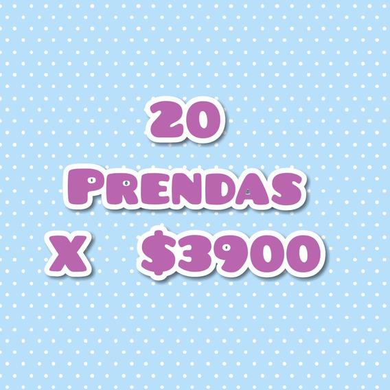 Minis Short Vestidos Tops Y Mas Oferta X 20 Prendas Surtidas
