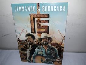 Cd + Dvd Promo Fernando & Sorocaba 10 Anos