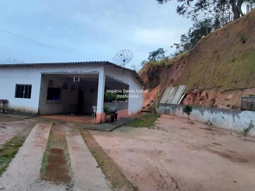 Imagem 1 de 14 de Vende-se Linda Chácara Recanto Do Céu Santa Isabel -sp 976