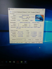Computador I5. Com 6 De Ran. Troco