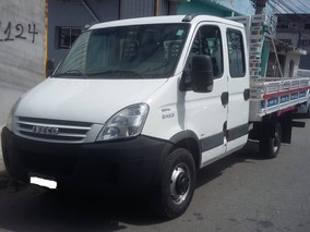 Iveco Daily 35s14 Cabine Dupla 2011
