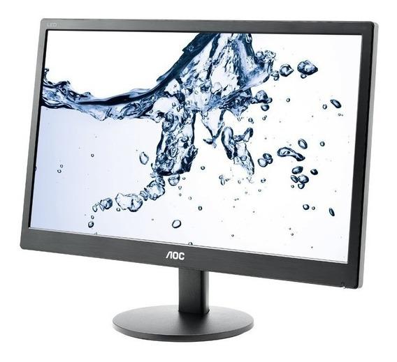 Monitor Tela Led Aoc 18.5 Polegadas E970swn
