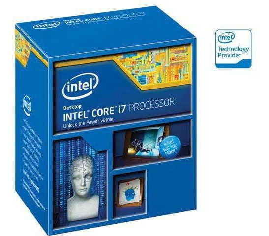 Processador Core I7 Lga 2011 Intel Bx80633i74820k I7-4820k