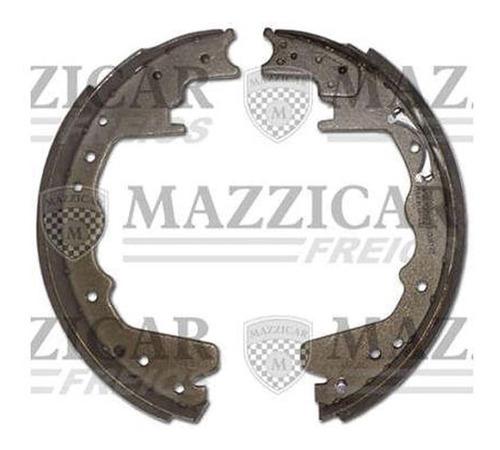 Sapata De Freio Gm Bonaza Motor Acd 13/20 - Marca Mazzicar