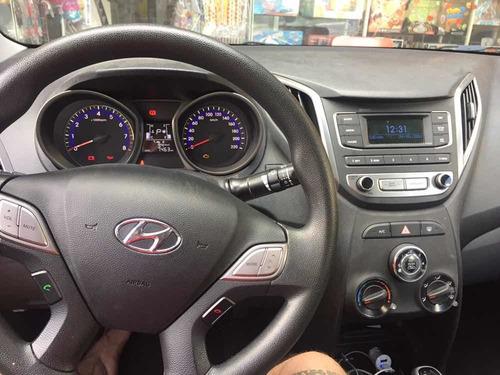 Hyundai Hb20s 2017 1.6 Comfort Plus Flex Aut. 4p