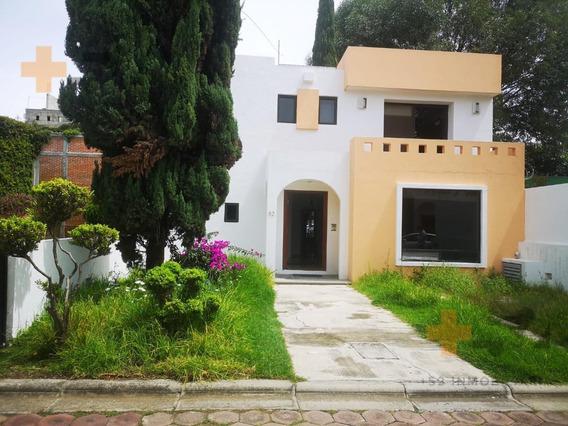 Casa En Renta Amueblada En Hacienda Santa Teresa Ideal Para Ejecutivo