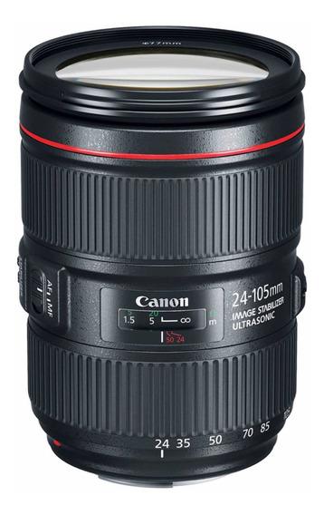 Lente Canon 24-105mm F/4l Il