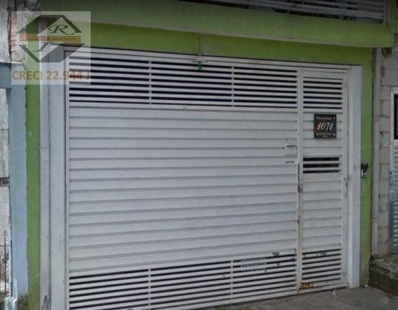Sobrado Com 3 Dormitórios À Venda, 150 M² Por R$ 319.900,00 - Demarchi - São Bernardo Do Campo/sp - So1044