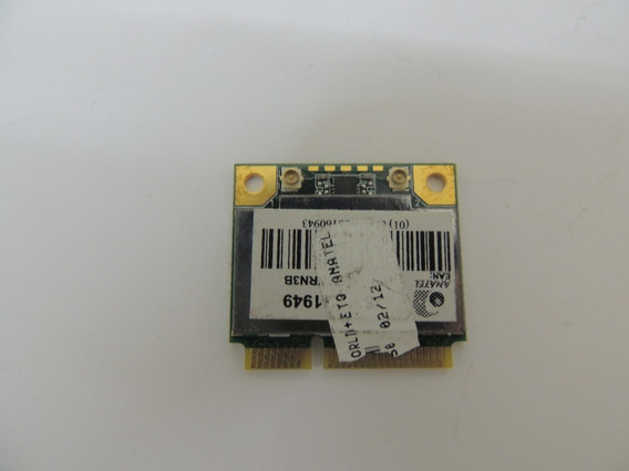 Placa Wireless Para Notebook Itautec A7520