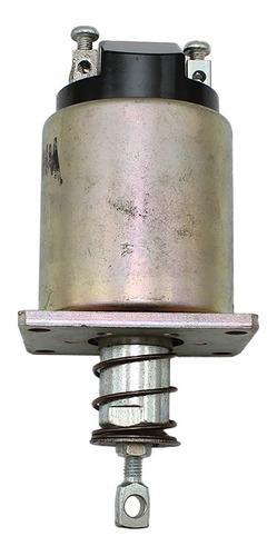 Imagen 1 de 9 de Solenoide Bosch Motores Estacionarios 24v