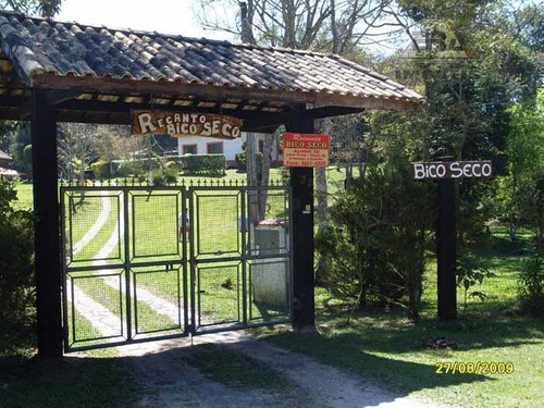 Chácara Residencial À Venda - Ch0009. - Ch0009