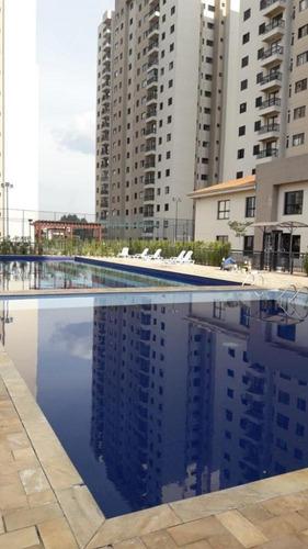 Imagem 1 de 25 de Apartamento De 59m² Com 2 Quartos No Viva Mais Barueri - 1223_eli