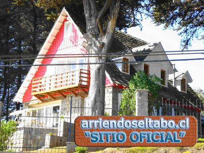 Cabaña Casa Arriendo Playa Chepica El Tabo Vista Al Mar