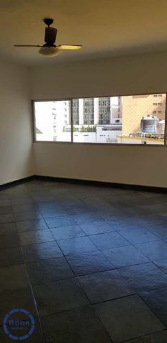 Apartamento Com 3 Dorms, Gonzaga, Santos, Cod: 19615 - A19615