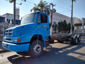 Mercedes-benz Mb 1620 6x2 No Chassis