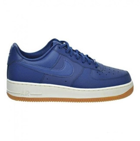 Tênis Nike Air Force 1 07 Azul Original