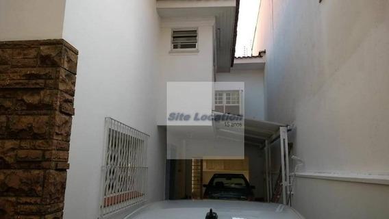 94041 * Grande Casa Com 3 Dormitórios No Itaim Bibi! - Ca0280