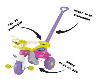 Motoquinha Infantil Festa De Passeio E Pedal Meninas Meninos